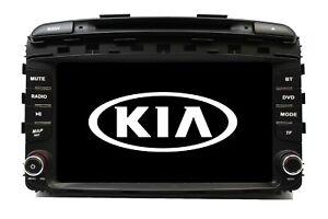 Plug & Play In Dash GPS Navigation DVD Player Radio for Kia Sorento 2016 - 2018
