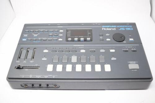 Roland JS-30 Sampling Workstation Sampler Sequencer
