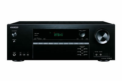 "Onkyo  TX-NR474-B ""5.1-Kanal"" Audio/Video Neztwerk-Receiver schwarz"