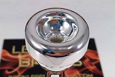 LEGENDS BRASS JM .660 Trumpet Mouthpiece Big Band Jazz Solo Lead opt gold - Big Band Jazz Trumpet