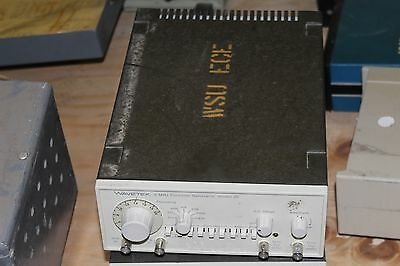 Wavetek Model 20 2 Mhz Function Generator