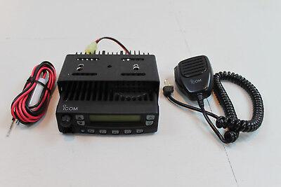 Icom Ic-f521 Icf521 Vhf 136-174 Mhz 256 Ch 50w Mobile Radio