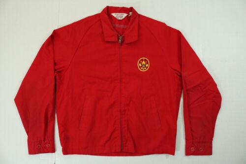 Vintage BOY SCOUTS OF AMERICA Official Jacket Size M Medium (38-40) Cotton