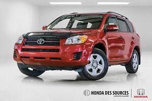 2011 Toyota RAV4 BAS MILLAGE / CUIR / AWD
