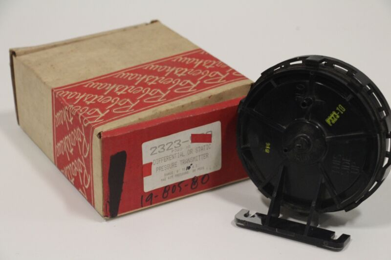 RobertShaw 2323 P323-10 Differential or Static Pressure Transmitter