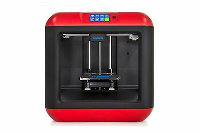 3D Printer Finder Flashforge 3D Printing Single Extruder W  Leveling Assistance