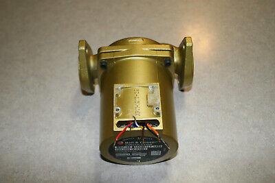 Bell Gossett Circulator Pump Nbf-36 103401lf 1a71