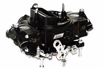 Quick Fuel Black Diamond 650 CFM Carburetor w/ Electric Choke BD-650