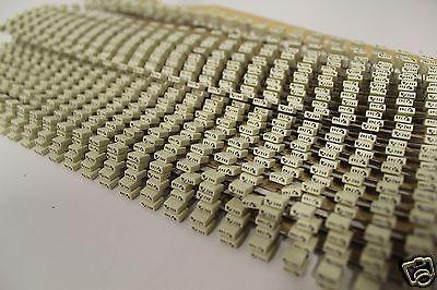 Lot Of 860 R85dc3100dq50j Arcotronics 0.1uf 63v 5 Radial Noun Capacitors 1j63
