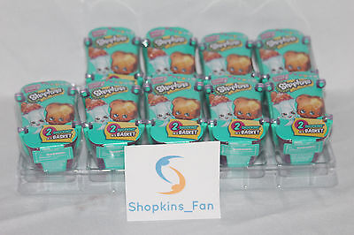 9 SHOPKINS Season 3 Ultra/Rare/Special/Limited Edition 2 Pack Cool Jewels/Pearls