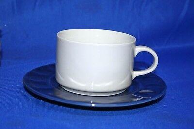 6x Kaffee Tasse + 6x Teller Gedeck Mitropa Gaststätte DDR Geschirr RATIONELL 2