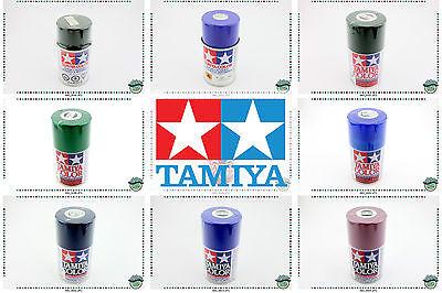 Tamiya peintures en bombe PS-9 PS-17 PS-37 PS-38 TS-53 TS-57 TS-59 TS-71 TS-72