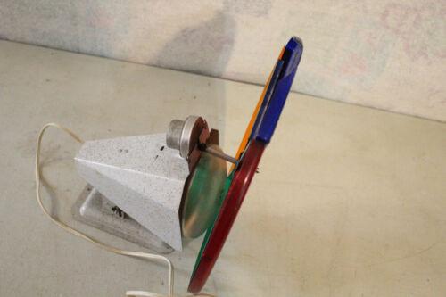 Ingraham Mid-Century Rotating Color Wheel for Aluminum Christmas Tree