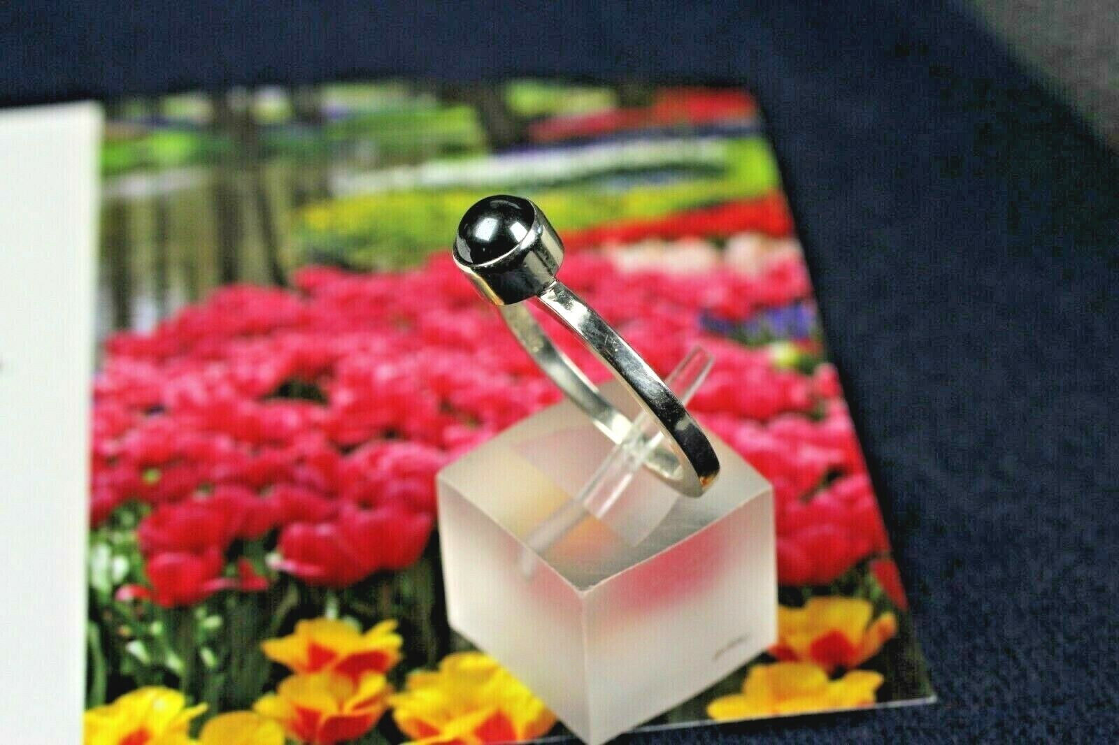 Sterling Mignon Faget Meridian Hematite Ring - 2 Available - Reduced - - $53.00