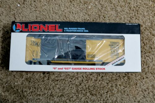 "Lionel ""0"" GAUGE 6-19237 CHICAGO & ILLINOIS MIDLAND Box Car in Box"