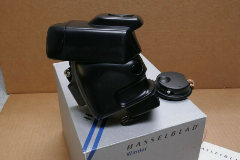 [MINT] Hasselblad Winder CW 44105 with IR Remote 4413 with box