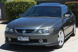 2004 HOLDEN CALAIS VY II 5.7 V8 HOLDEN BY DESIGN - ONE OF THE BEST!!