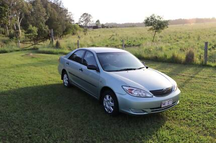 2003 Toyota Camry Sedan Mount Coolum Maroochydore Area Preview