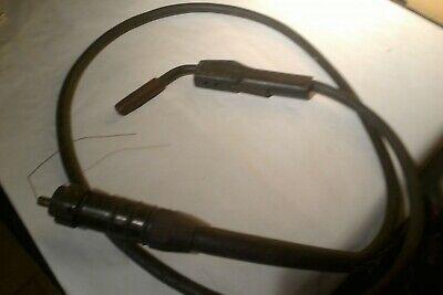 10 Mig Gun Tweeco Welders Liner Is .035 Wire Welds Steel Iron Metals Welding