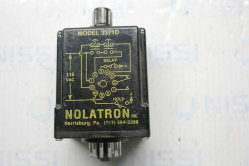 NOLATRON 3371D RELAY