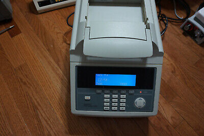 Abi Applied Biosystems Geneamp Pcr System 9700 96-well Cycler Thermocycler Ld