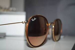 GENUINE Rayban Round Copper Flash Lenses - RB3447 Coogee Eastern Suburbs Preview