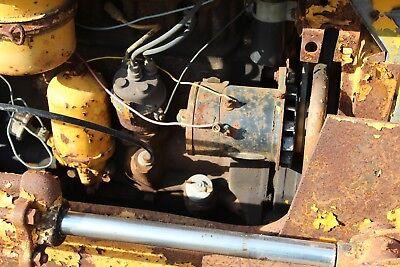 John Deere Crawler Dozer Tractor 40 420 430 440 Generator And Brackets