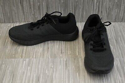 Under Armour Micro G Pursuit 3000011-104 Running Shoe, Men's Size 7.5, Black