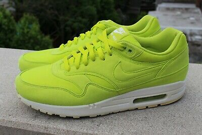 super popular 18a77 66ac1 Nike Air Max 1 Ripstop Pack Atomic Green 308866 331 Size 10 Cone 98 Jordan  Lot