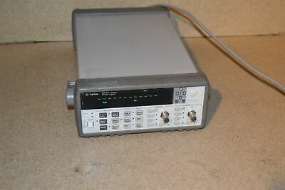 Agilent 53131a 225 Mhz Unuversal Frequency Counter Gs72