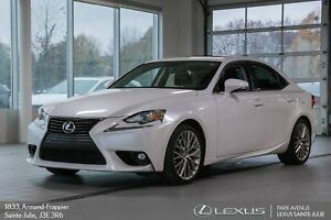 2016 Lexus IS 300 *NOUVEL ARRIVAGE* PREMIUM * AWD * CAMERA *