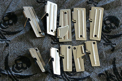 P38 & P51 Can Opener 10 Pack - 5 of Each US Shelby CO U.S Made NEW Survival Gear