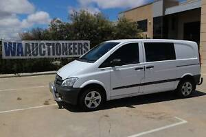2012 Mercedes Benz Vito 110 CDI Van - FOR SALE Wangara Wanneroo Area Preview