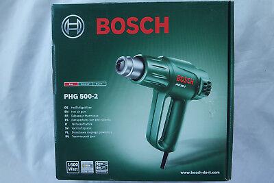 Bosch PHG 500-2 Heissluftgebläse 060329A003 Heißluftpistole