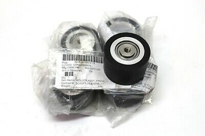 Lot Of 5 Pinch Roller Assembly Conveyor Bearings 502-33711-00