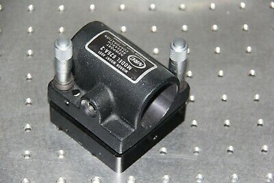 Newport 625a-2 Rod-mounted Mirror Mount W Micrometers For 2 Diameter Optics