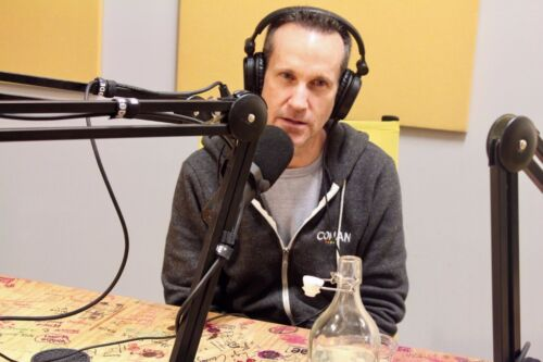 Jimmy Pardo guests on YOUR podcast!