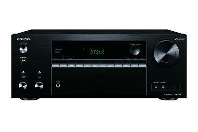 "Onkyo Europe Electronics TX-NR575E-B  ""7.2-Kanal""  Neztwerk-Receiver schwarz"