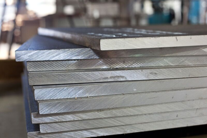 """A36 3/16"""" (.1875) thick 6""""x12"""" steel plate"""