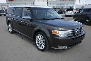 2011 Ford Flex Limited PST paid! Low Km's, Navigation, PST Paid!