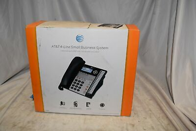 Lot Of 3 - Att 1070 4-line Small Business System - Compatible W 104010701080