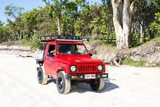 Custom Suzuki Sierra Toyota 5k The Gap Brisbane North West Preview