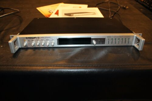 Crown FM Two FM Tuner Silver - Original Literature  Tested - Excellent Condition