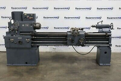 Tos Trencin Sn 40b 16 X 60 Gap Bed Engine Lathe