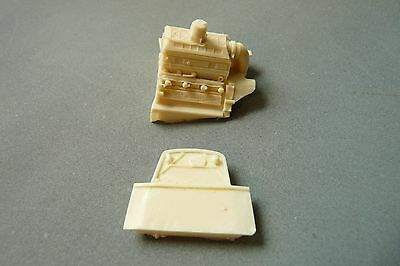 1/25TH SCALE REVELL/MONOGRAM TOYOTA RESIN ENGINE, CART, INDY RESIN, USAC