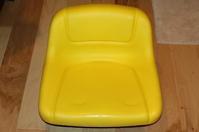John Deere Factory Second Lawn Tractor Mower Seat Lowback Pn Gy12209 New