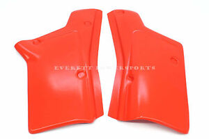 New-Side-Panel-Set-1983-1984-Honda-XR350-R-Cover-Flash-Red-See-notes-W22