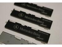 Mercedes Becker EUROPA 2000 dnr BE 1241 neu Verschlussklappe Closing Flap radio