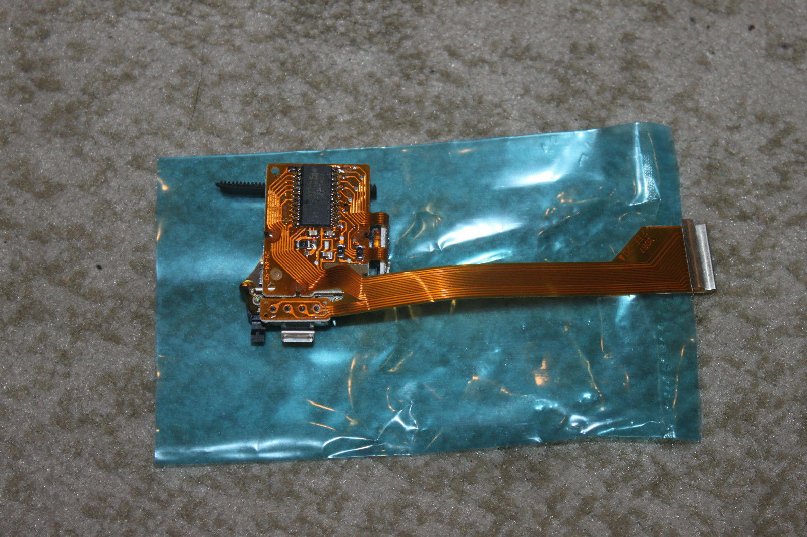New AMI Rowe Rockola Jukebox Philips CDM12 CD Pro Player Opt
