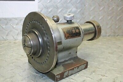 Phase Ii 5c Collet Spin Indexer Fixture 36 Increment Horizontal 225-204 288e